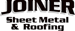 Joiner Sheet Metal and Roofing Logo